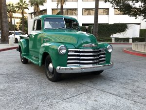 Picture of 1950 Chevrolet Half Ton 3100 For Sale