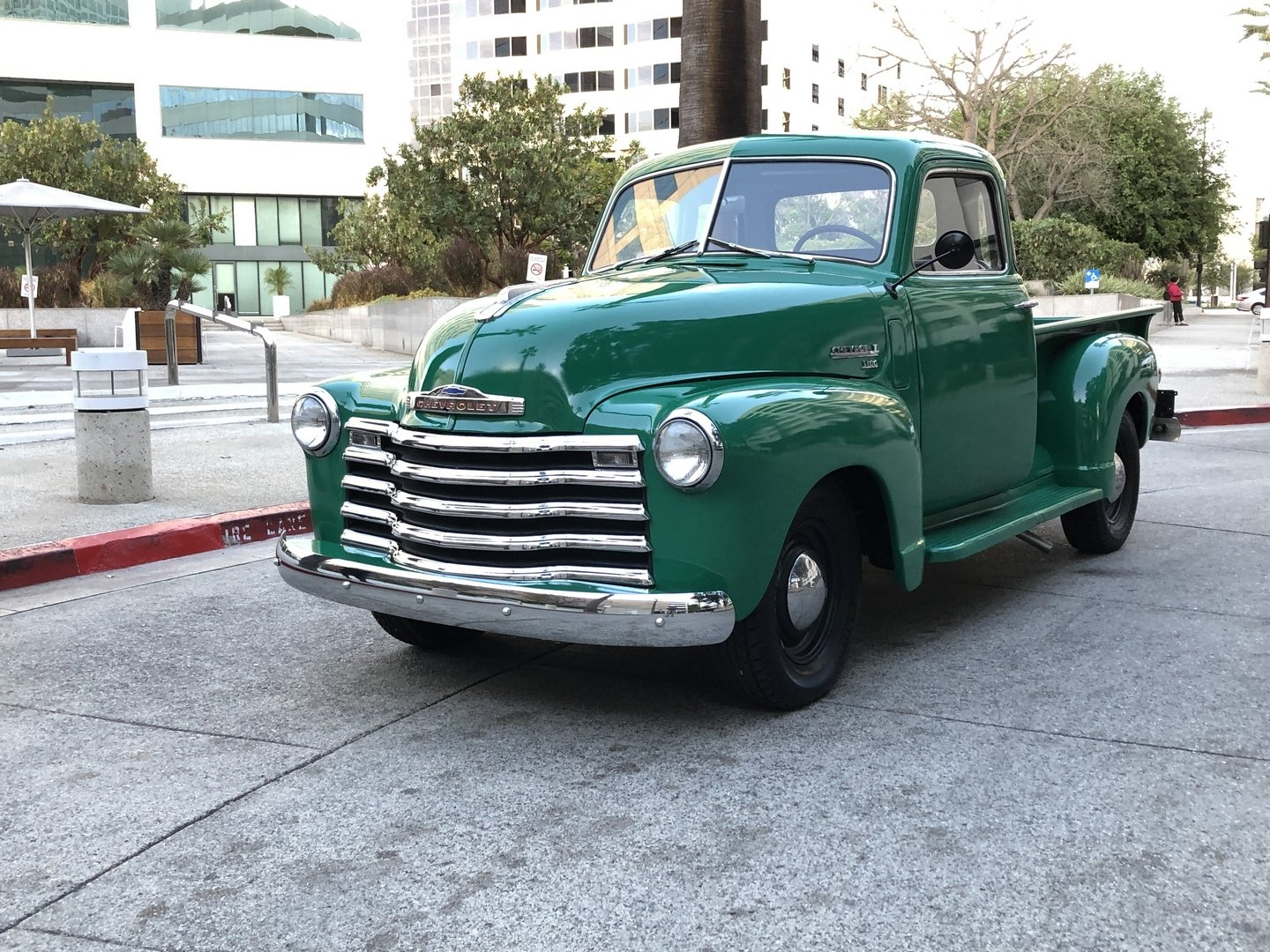 1950 Chevrolet Half Ton 3100 For Sale (picture 2 of 10)