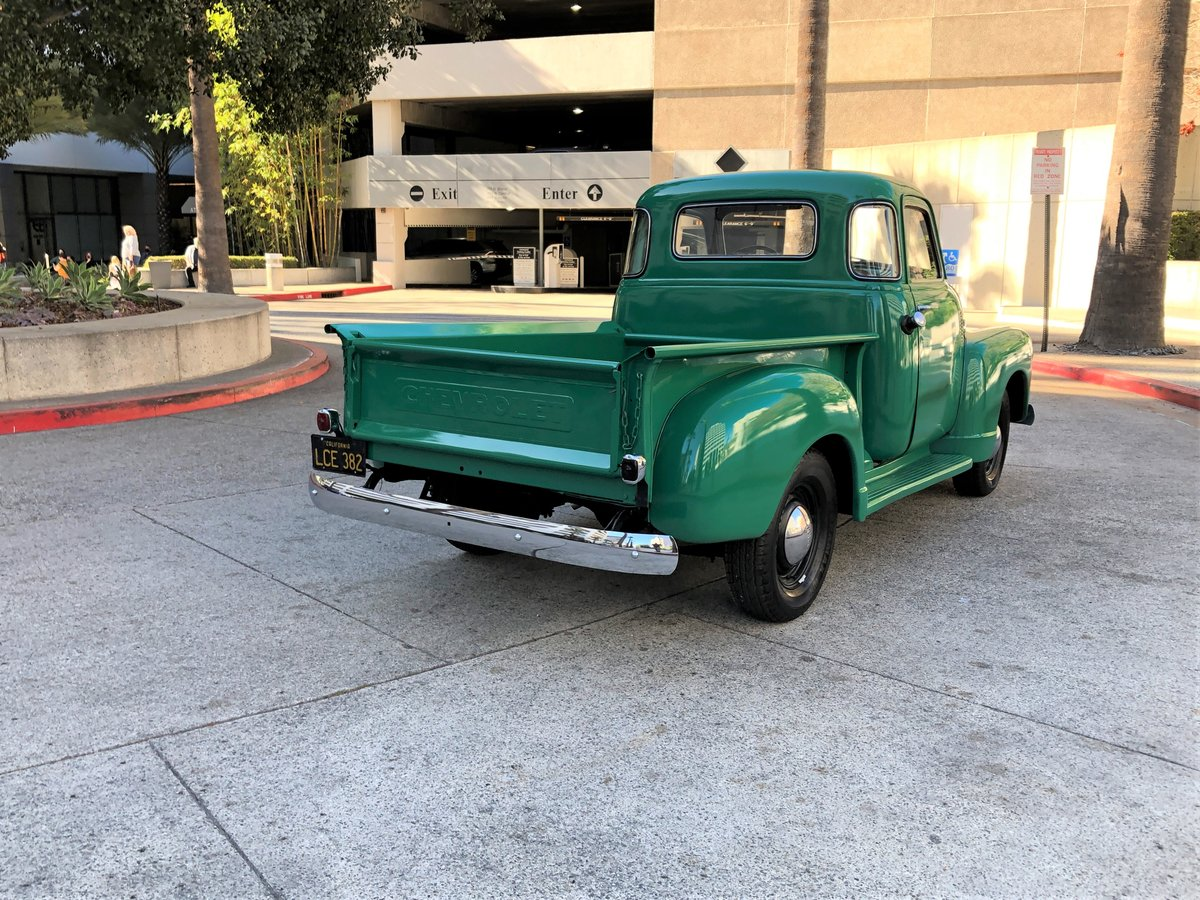 1950 Chevrolet Half Ton 3100 For Sale (picture 4 of 10)