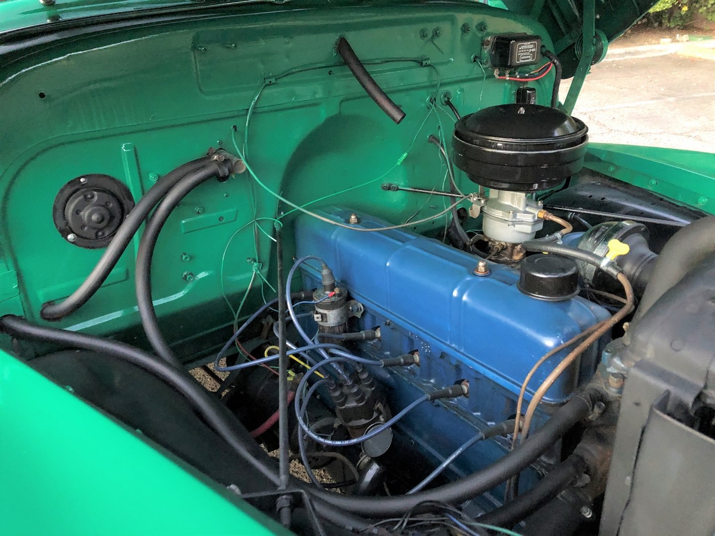 1950 Chevrolet Half Ton 3100 For Sale (picture 7 of 10)