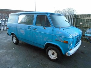Picture of CHEVROLET G10 SHORTY VAN (1972) SOLD