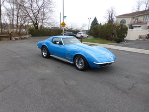 Picture of 1969 Chevy Corvette 350 Targa Top Nicely Presentable - For Sale