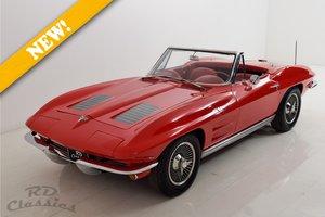 Picture of 1963 Chevrolet Corvette C2 Convertible For Sale