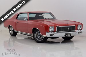 Picture of 1971 Chevrolet Monte-Carlo 2D Coupe For Sale