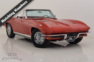 Picture of 1964 Chevrolet Corvette C2 Convertible For Sale