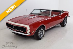Picture of 1968 Chevrolet Camaro RS Convertible For Sale