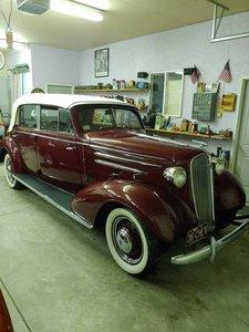 Picture of 1936 Chevrolet 4 Door Cabriolet (Bradenton, FL) $98,500 For Sale