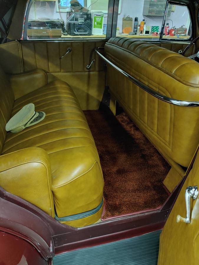 1936 Chevrolet 4 Door Cabriolet (Bradenton, FL) $98,500 For Sale (picture 4 of 12)
