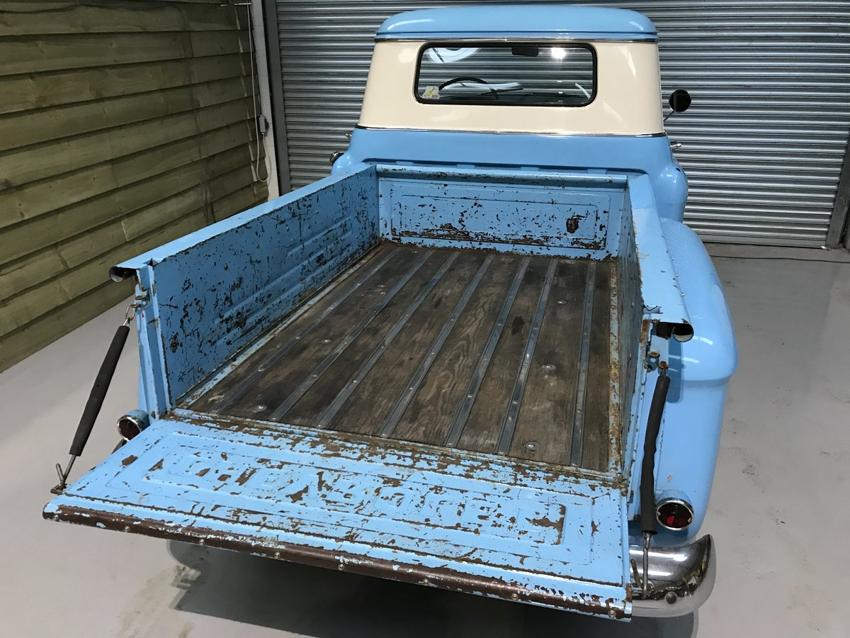 1957 Chevy 3100 Muscle Pickup Truck For Sale (picture 4 of 12)