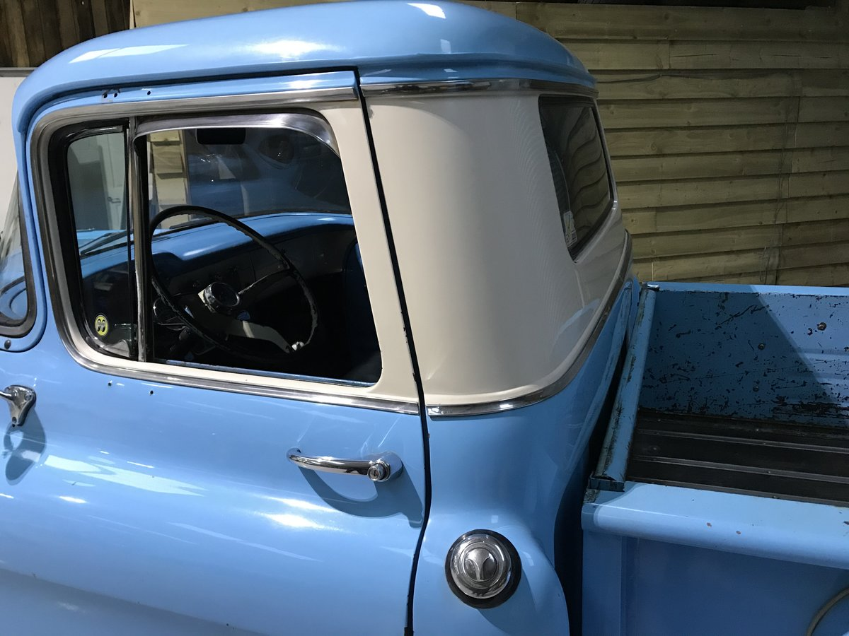 1957 Chevy 3100 Muscle Pickup Truck For Sale (picture 6 of 12)