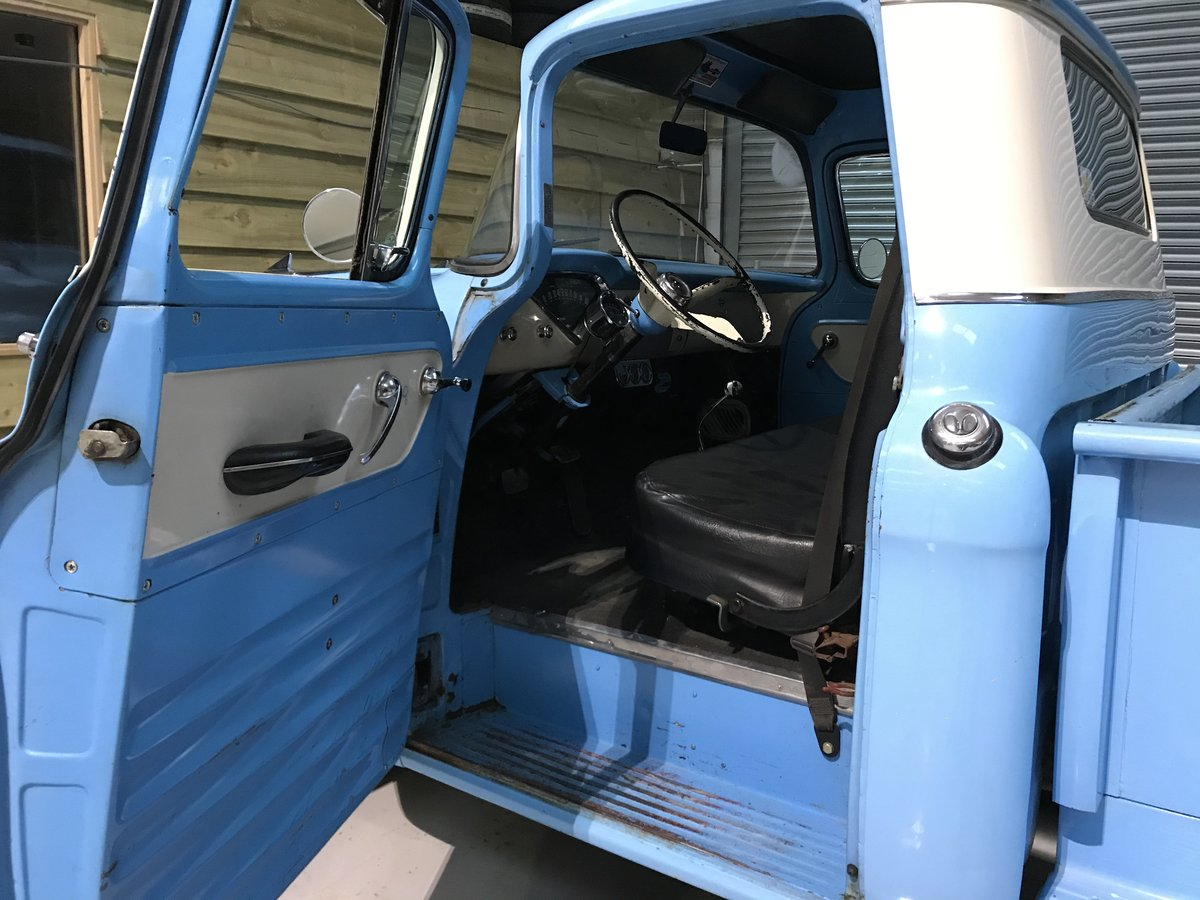 1957 Chevy 3100 Muscle Pickup Truck For Sale (picture 8 of 12)