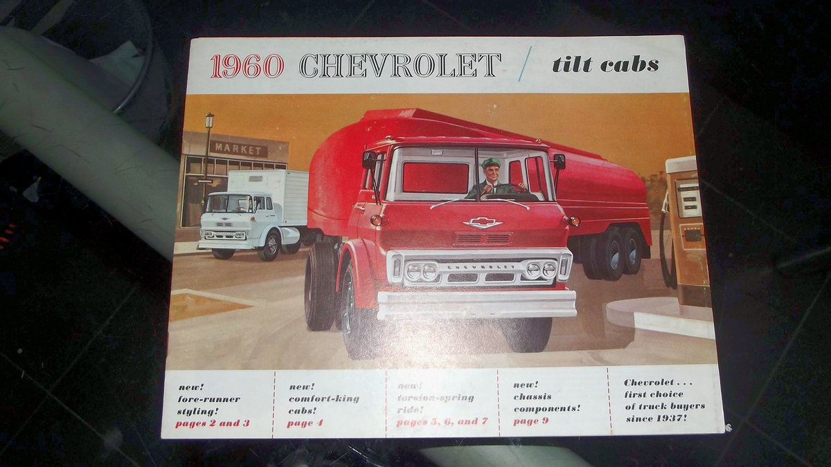 0000 CHEVROLET SALES BROCHURES ETC FOR SALE For Sale (picture 8 of 12)