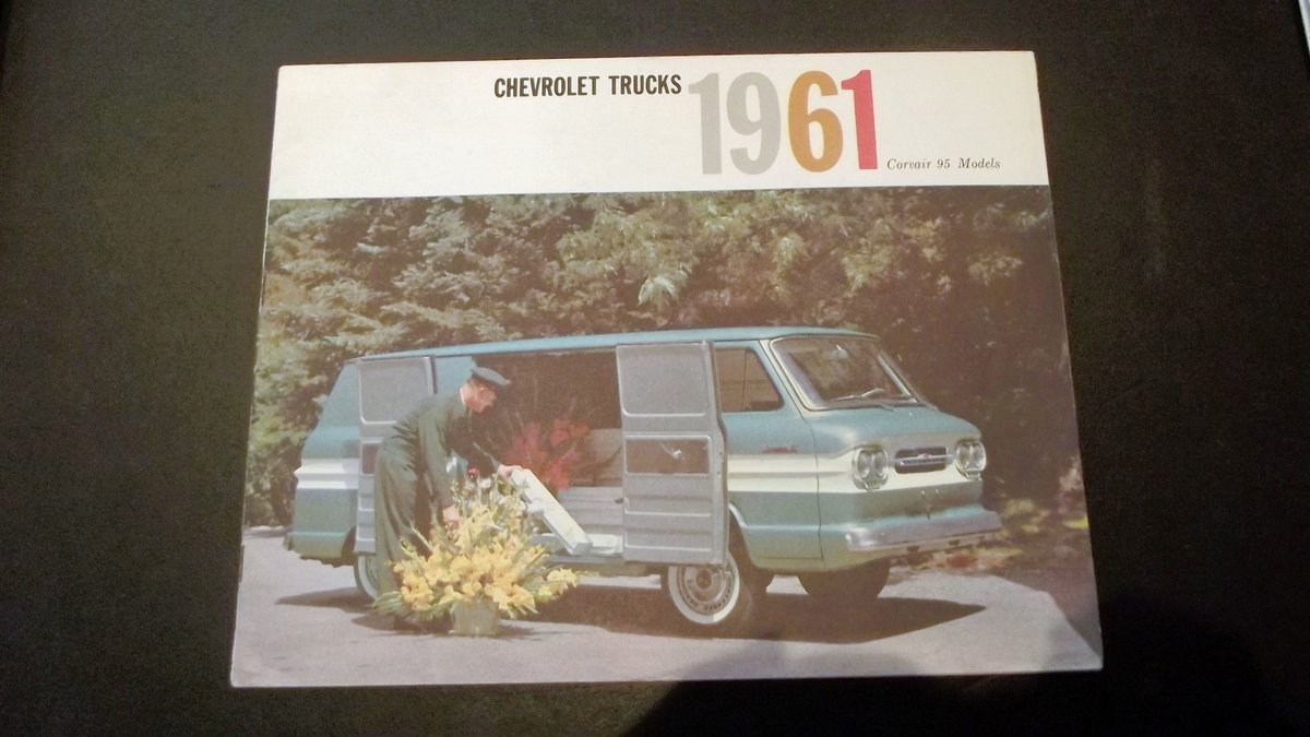 0000 CHEVROLET SALES BROCHURES ETC FOR SALE For Sale (picture 11 of 12)