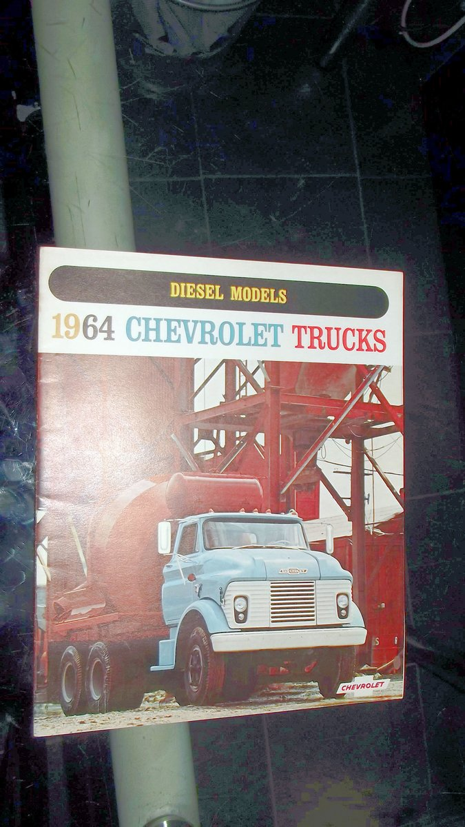 0000 CHEVROLET SALES BROCHURES ETC FOR SALE For Sale (picture 12 of 12)