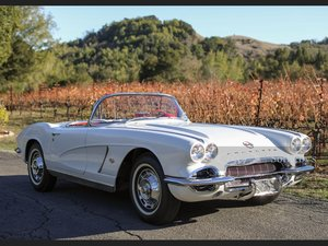 Picture of 1962 Chevrolet Corvette  For Sale by Auction