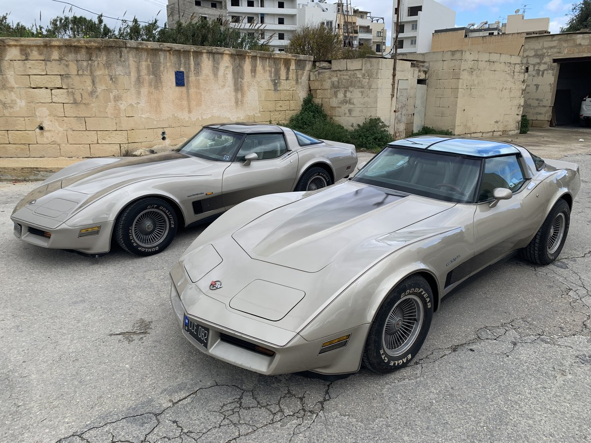 1982 Corvette Collector Edition [USA Import] For Sale (picture 1 of 12)