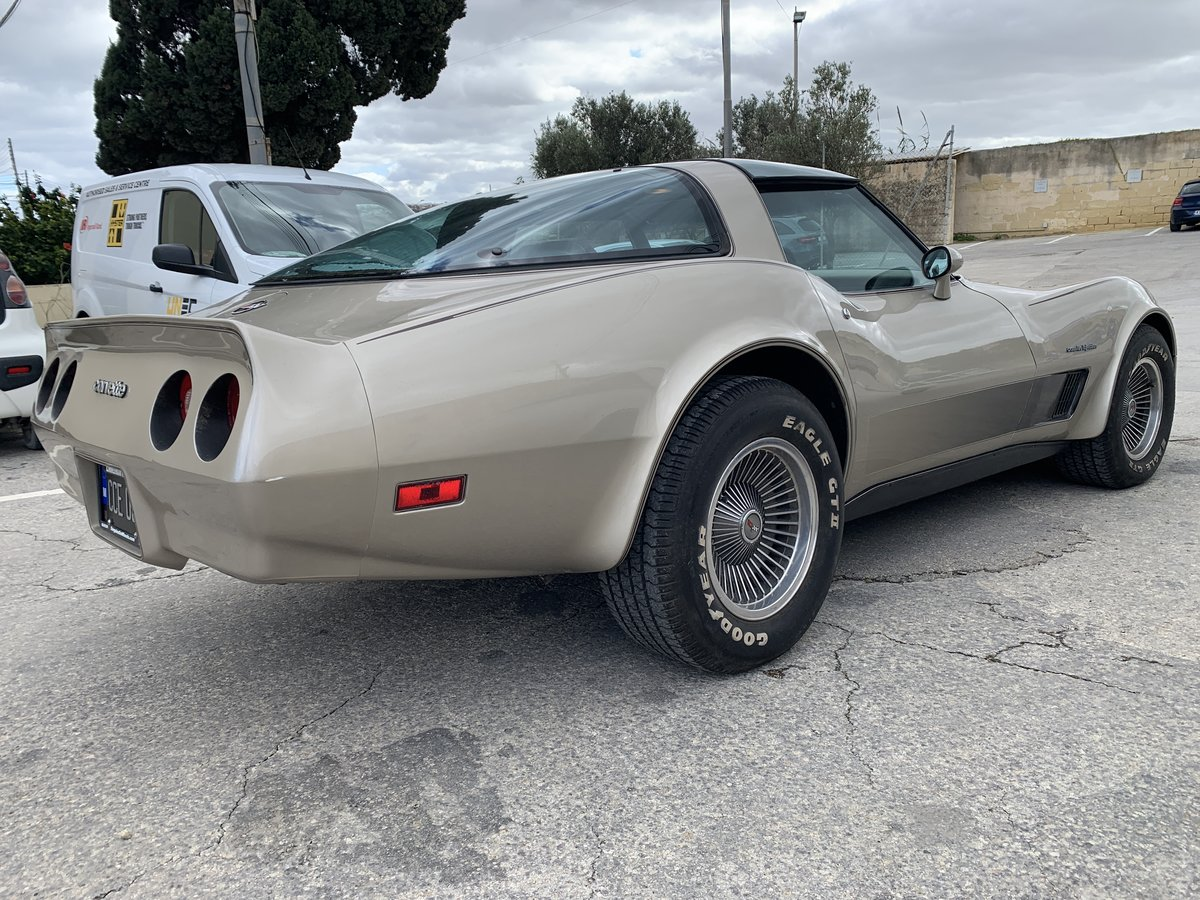 1982 Corvette Collector Edition [USA Import] For Sale (picture 2 of 12)