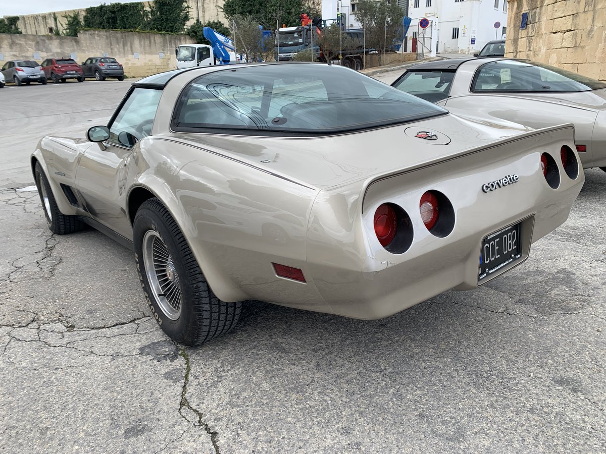 1982 Corvette Collector Edition [USA Import] For Sale (picture 4 of 12)
