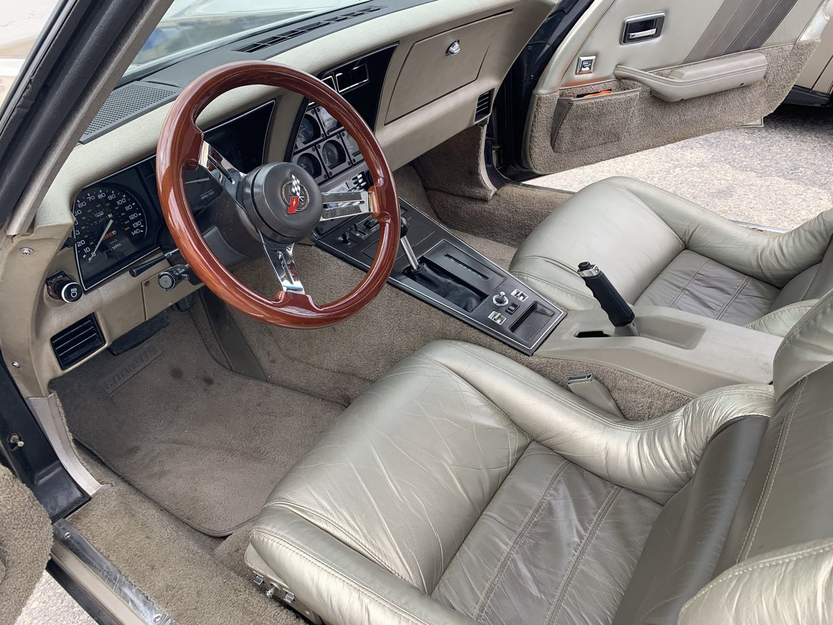 1982 Corvette Collector Edition [USA Import] For Sale (picture 5 of 12)