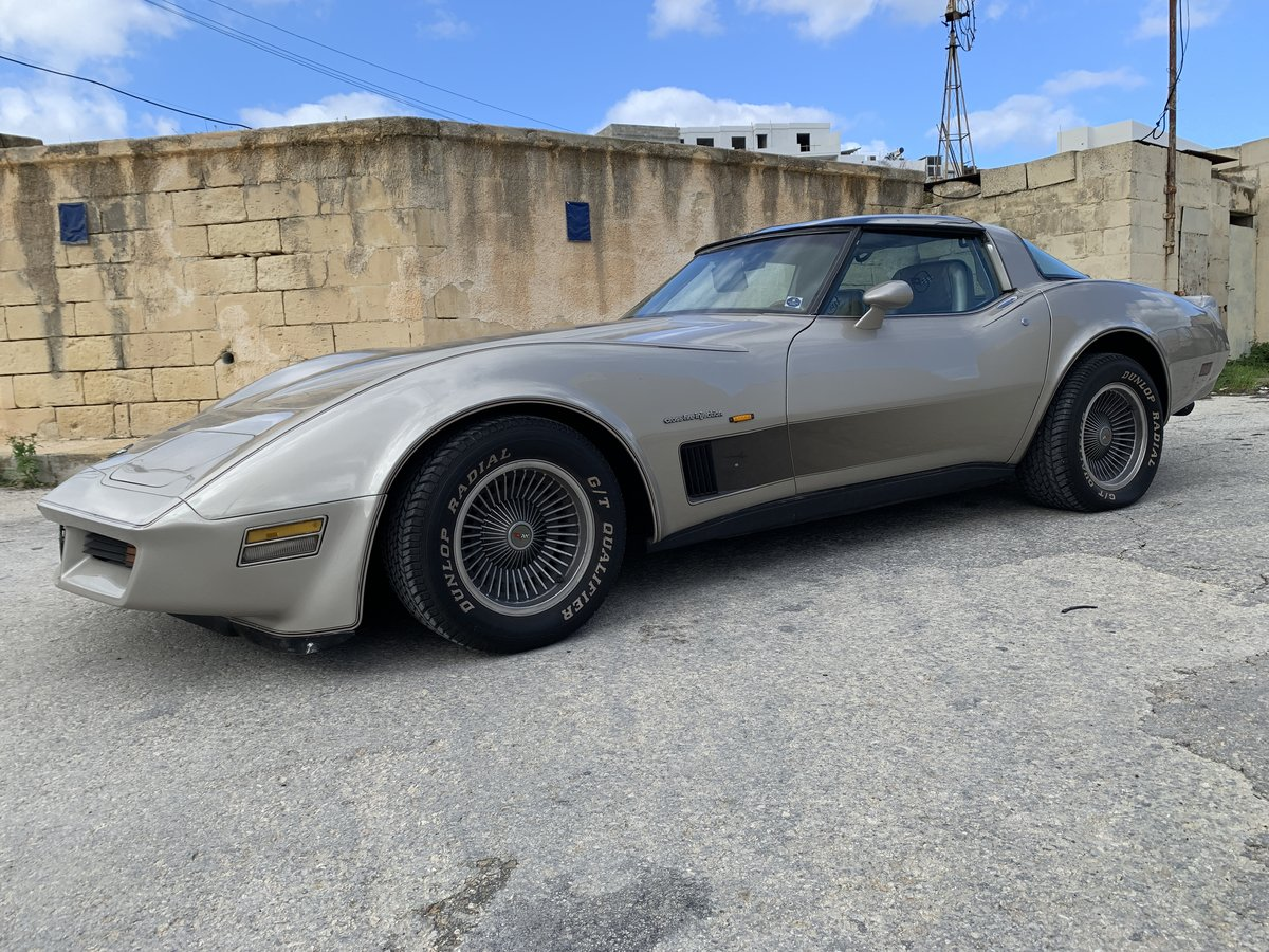 1982 Corvette Collector Edition [Japan Import] For Sale (picture 1 of 12)