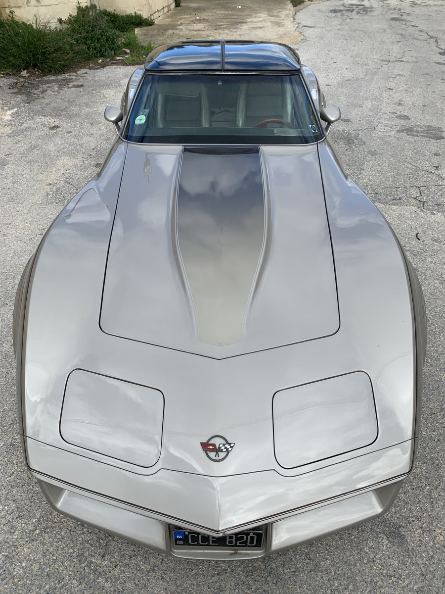 1982 Corvette Collector Edition [Japan Import] For Sale (picture 5 of 12)