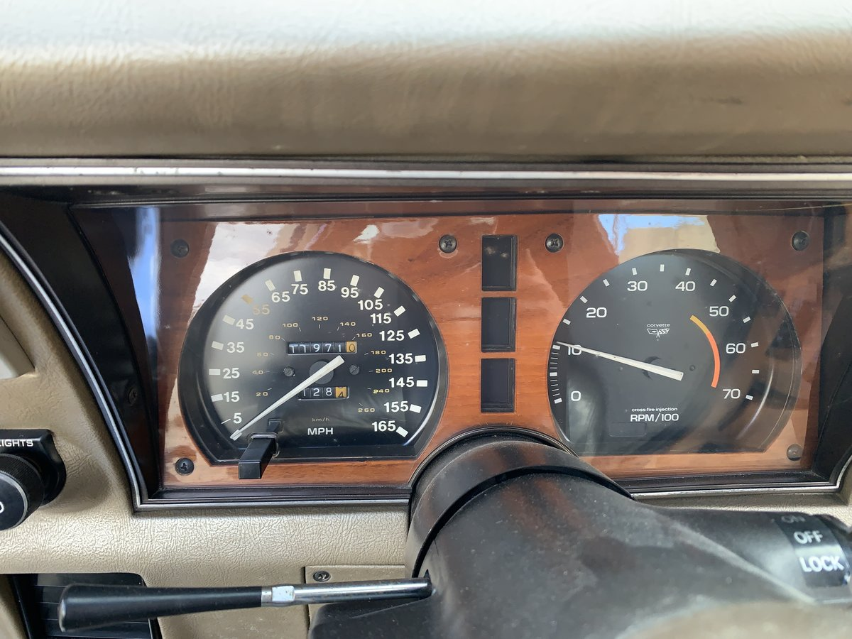 1982 Corvette Collector Edition [Japan Import] For Sale (picture 7 of 12)