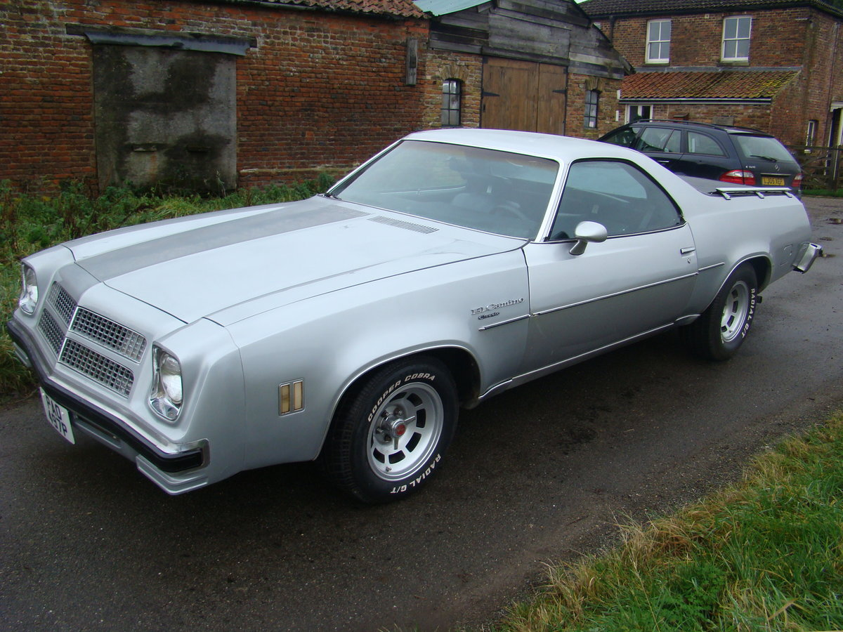 1976 Chevrolet El Camino For Sale (picture 1 of 12)