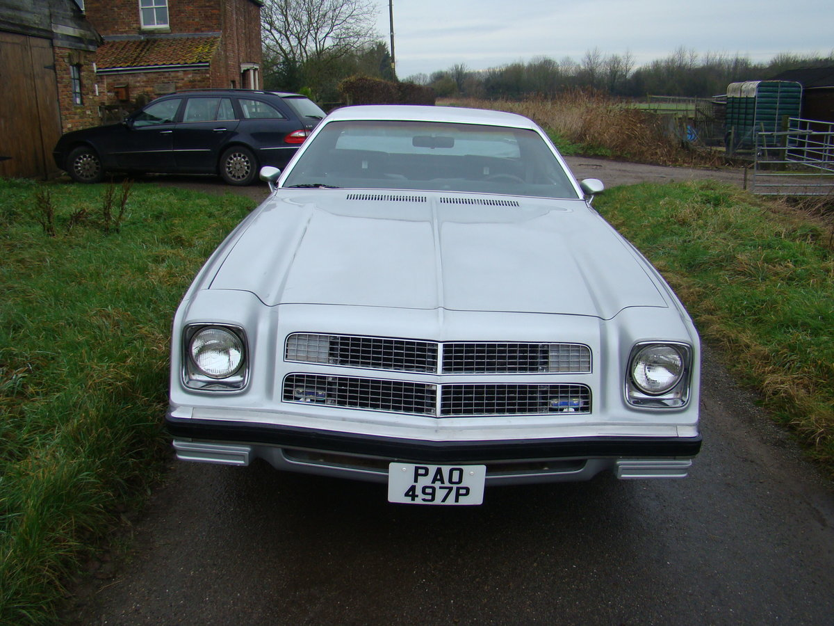1976 Chevrolet El Camino For Sale (picture 3 of 12)