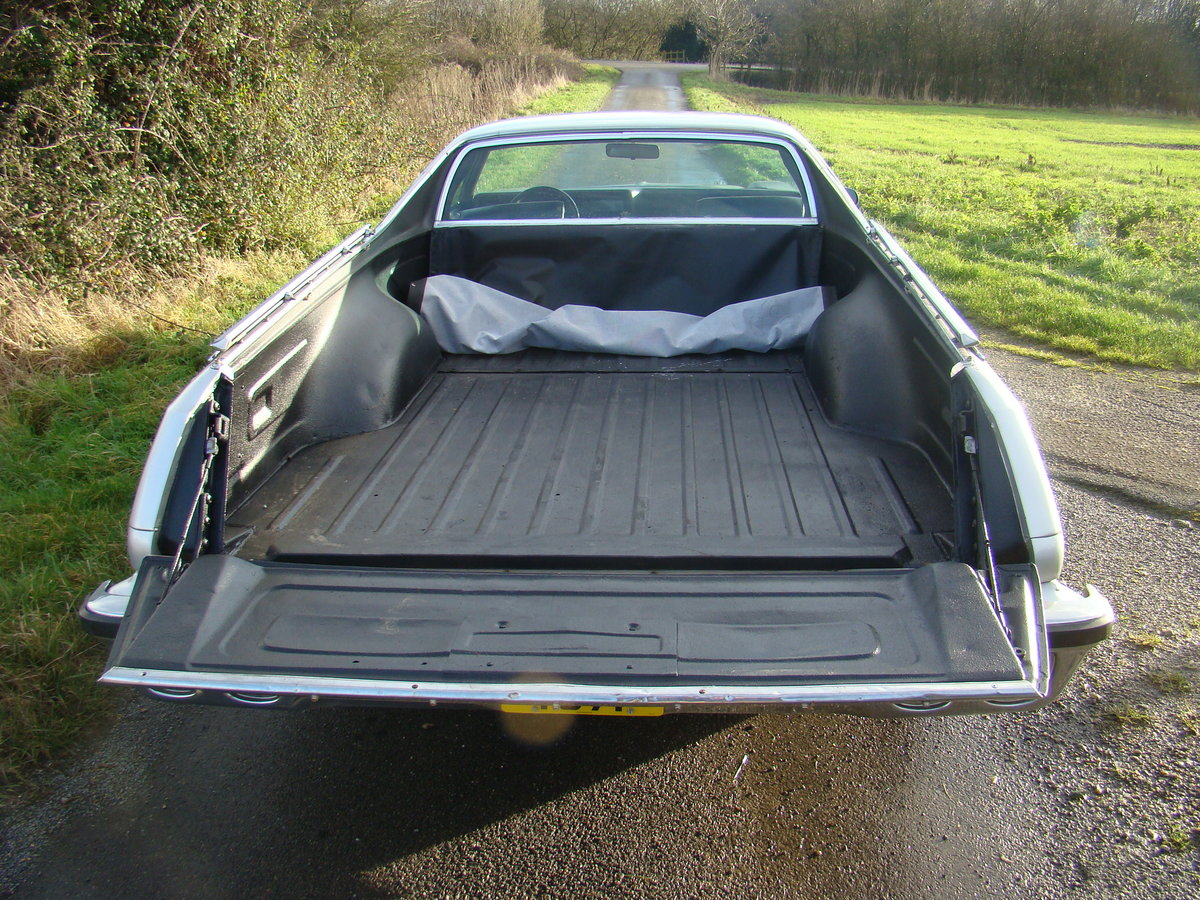 1976 Chevrolet El Camino For Sale (picture 5 of 12)