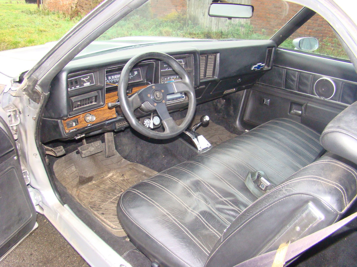 1976 Chevrolet El Camino For Sale (picture 6 of 12)
