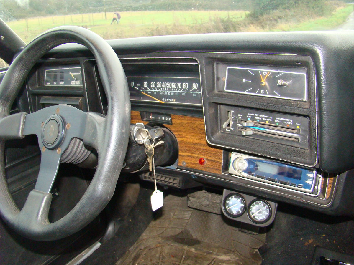 1976 Chevrolet El Camino For Sale (picture 7 of 12)