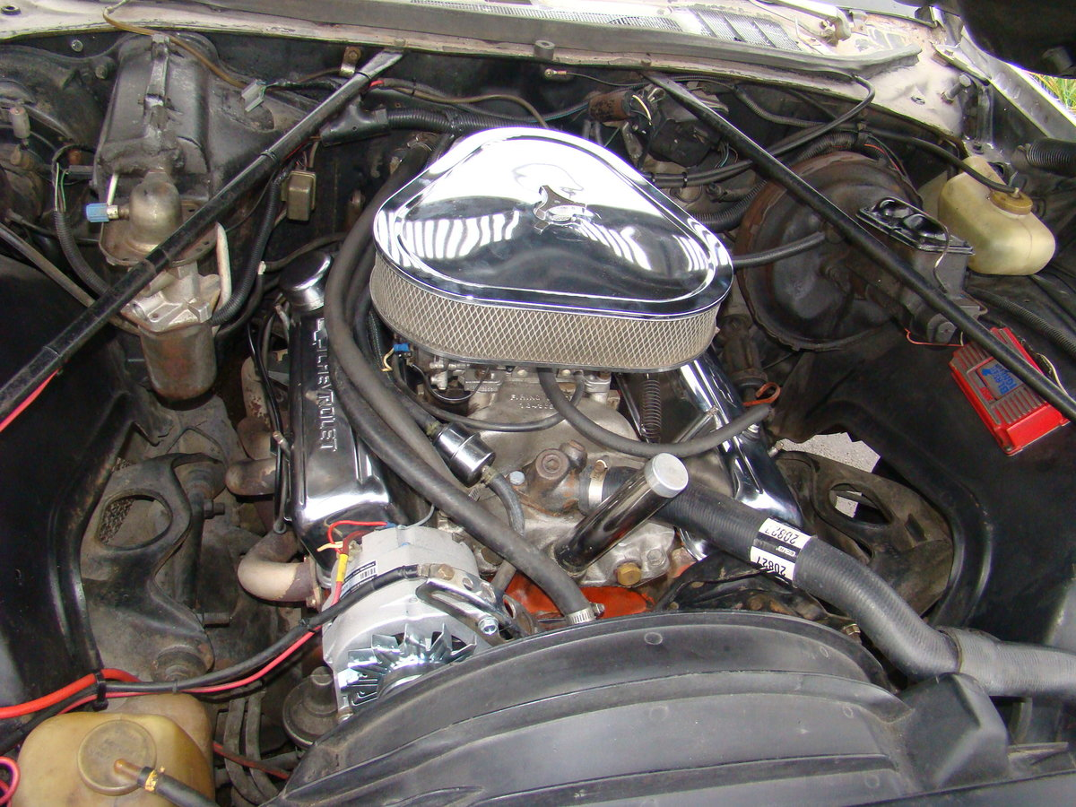 1976 Chevrolet El Camino For Sale (picture 8 of 12)