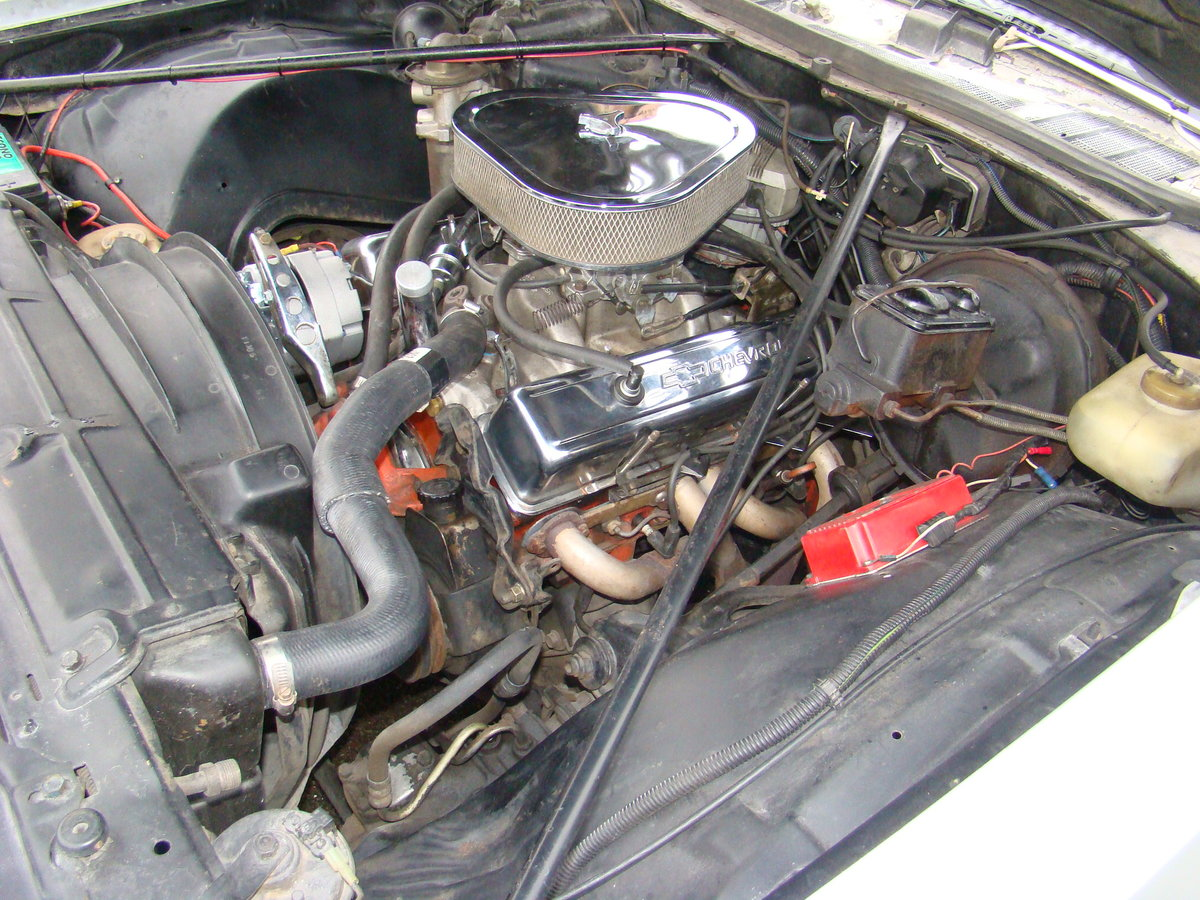 1976 Chevrolet El Camino For Sale (picture 9 of 12)