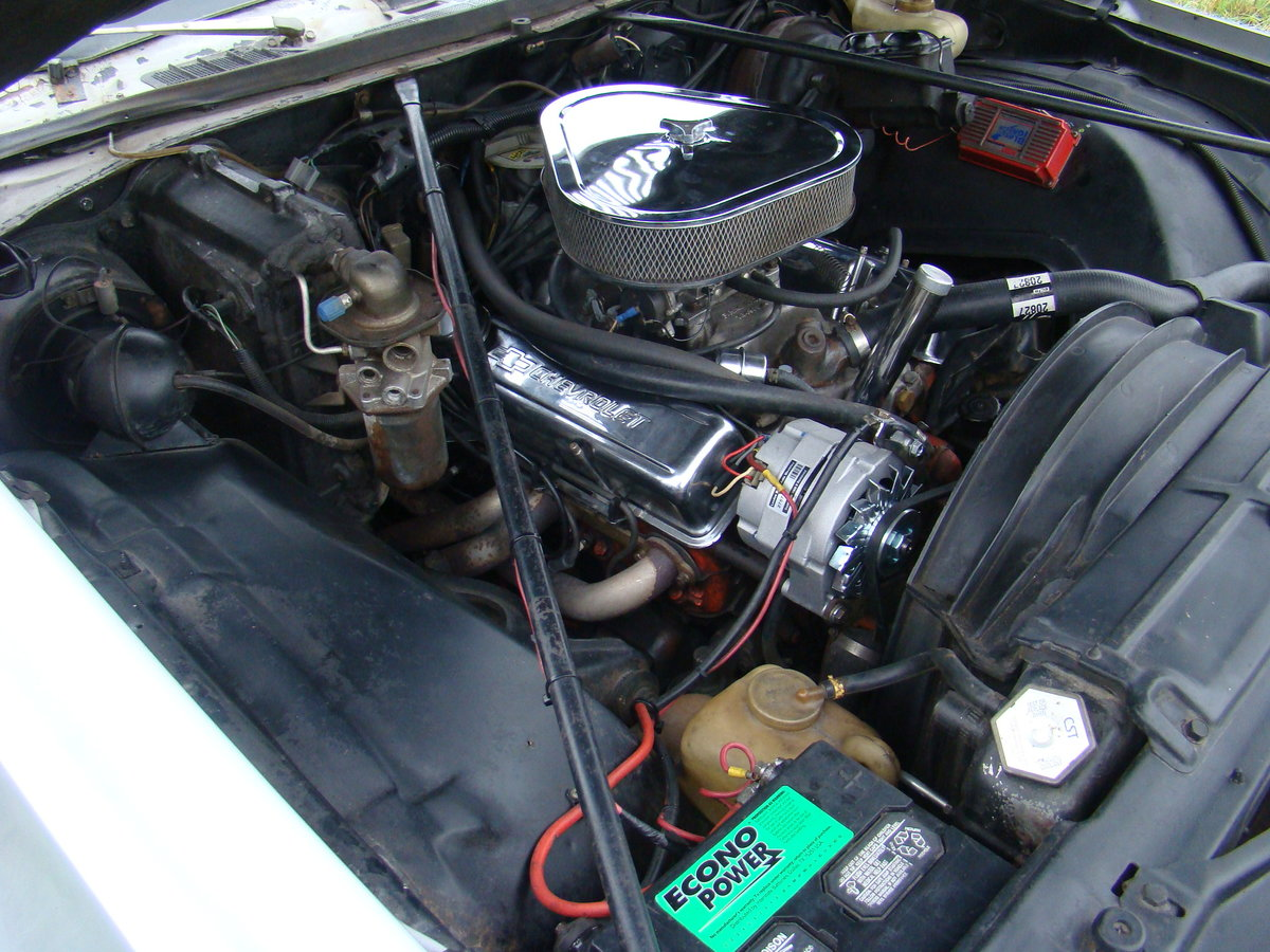 1976 Chevrolet El Camino For Sale (picture 10 of 12)