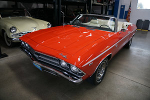 Picture of 1969 Chevrolet Chevelle SS396/325HP V8 Convertible For Sale