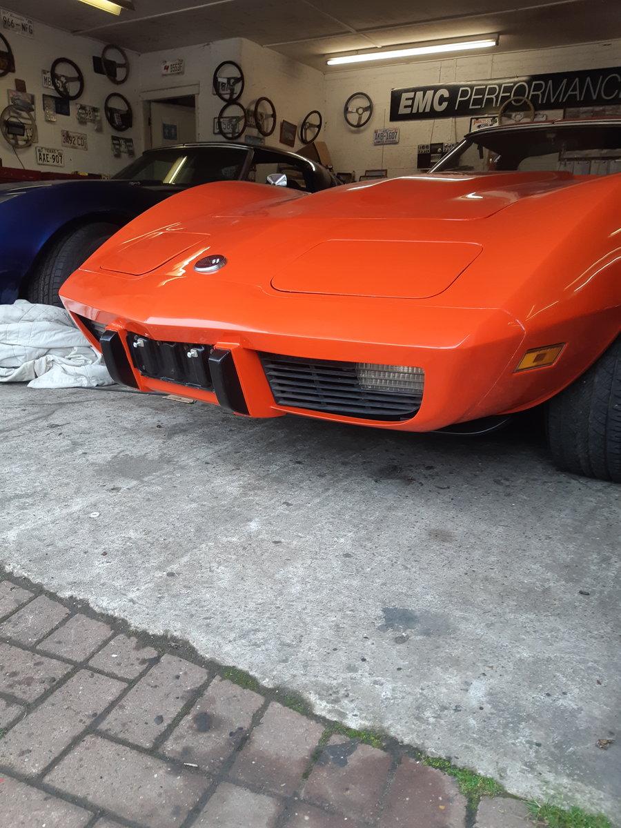 1975 Corvette stingray  restored For Sale (picture 1 of 4)