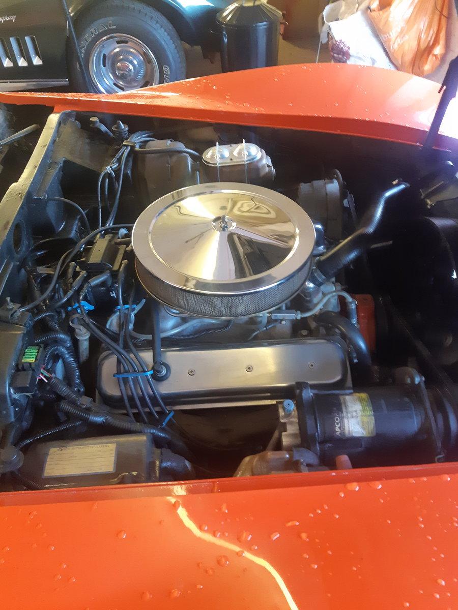 1975 Corvette stingray  restored For Sale (picture 4 of 4)