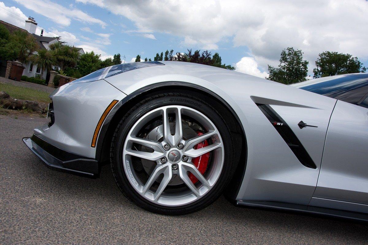 2015 Chevrolet Corvette Stingray Z51 show car For Sale (picture 6 of 12)