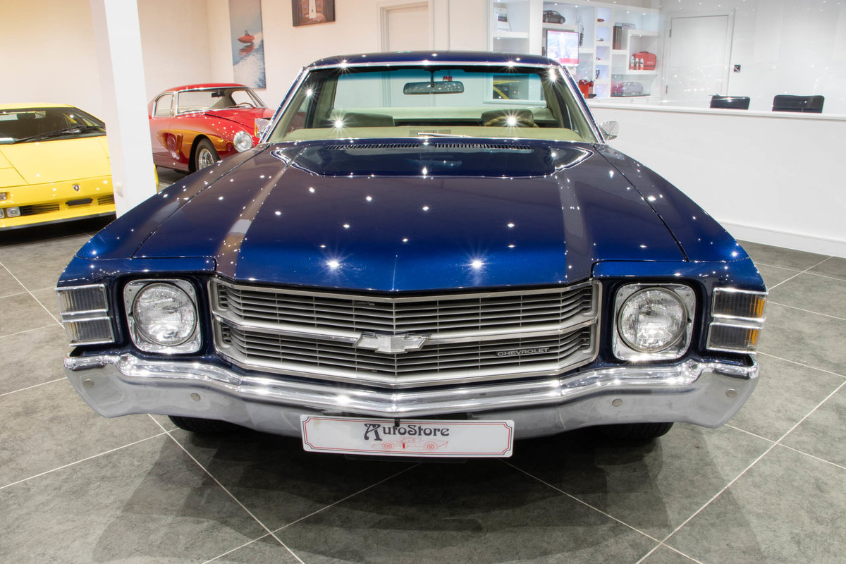 1971 Chevrolet El Camino For Sale (picture 2 of 12)
