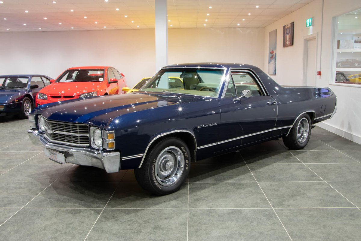1971 Chevrolet El Camino For Sale (picture 3 of 12)