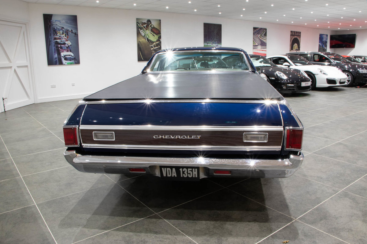 1971 Chevrolet El Camino For Sale (picture 4 of 12)