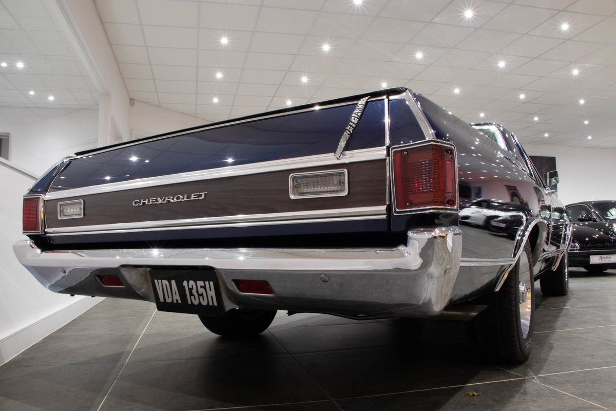 1971 Chevrolet El Camino For Sale (picture 5 of 12)