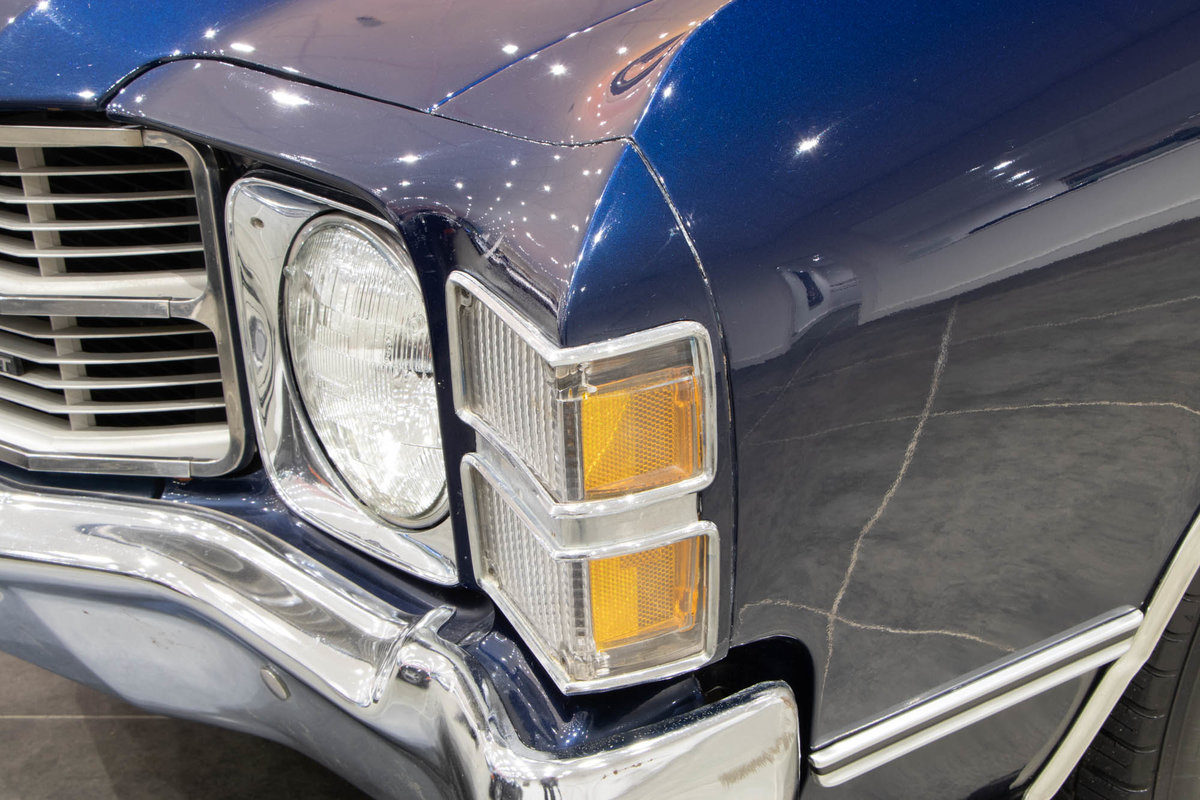 1971 Chevrolet El Camino For Sale (picture 6 of 12)