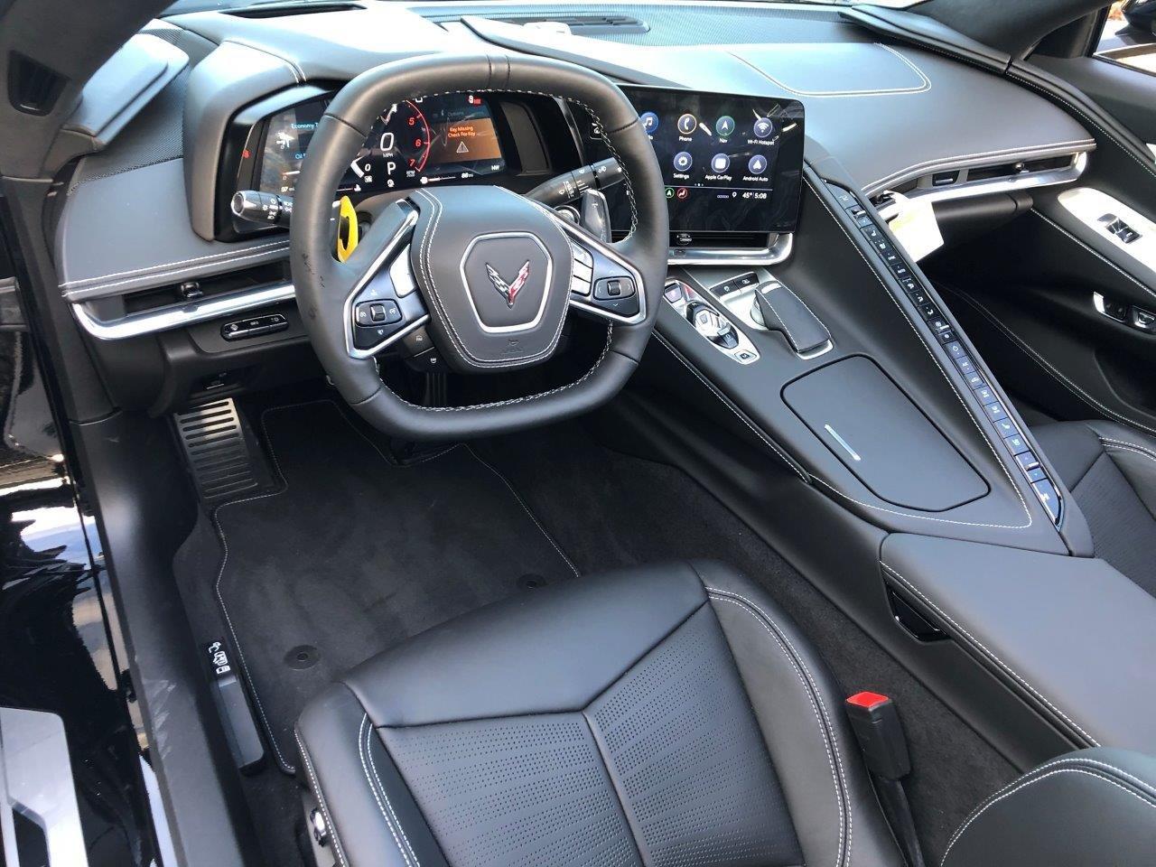2020 Chevrolet Corvette C8 Z51 Stingray 3LT Coupe For Sale (picture 7 of 12)