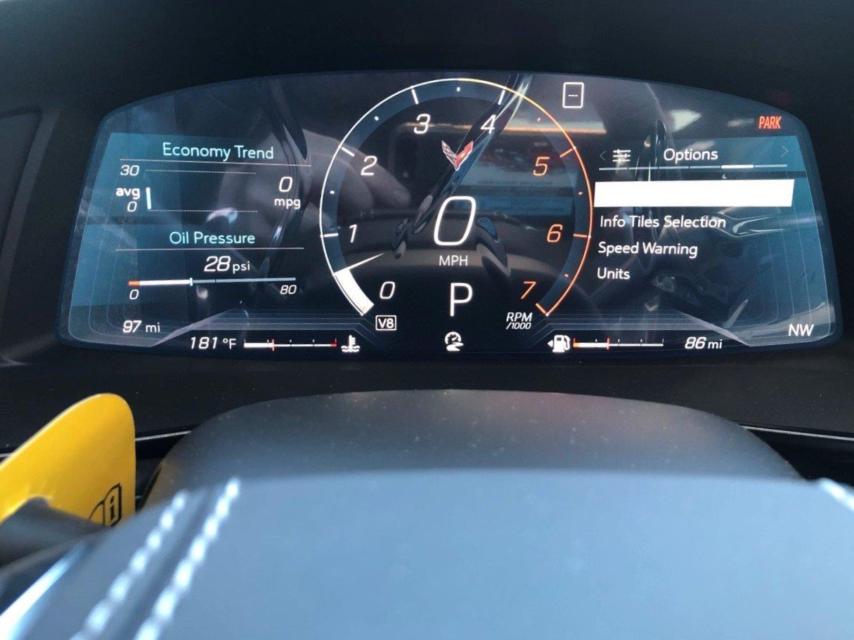 2020 Chevrolet Corvette C8 Z51 Stingray 3LT Coupe For Sale (picture 9 of 12)