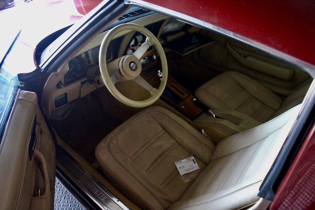 1991 Corvette 1978 Anniversary Edition For Sale (picture 6 of 8)