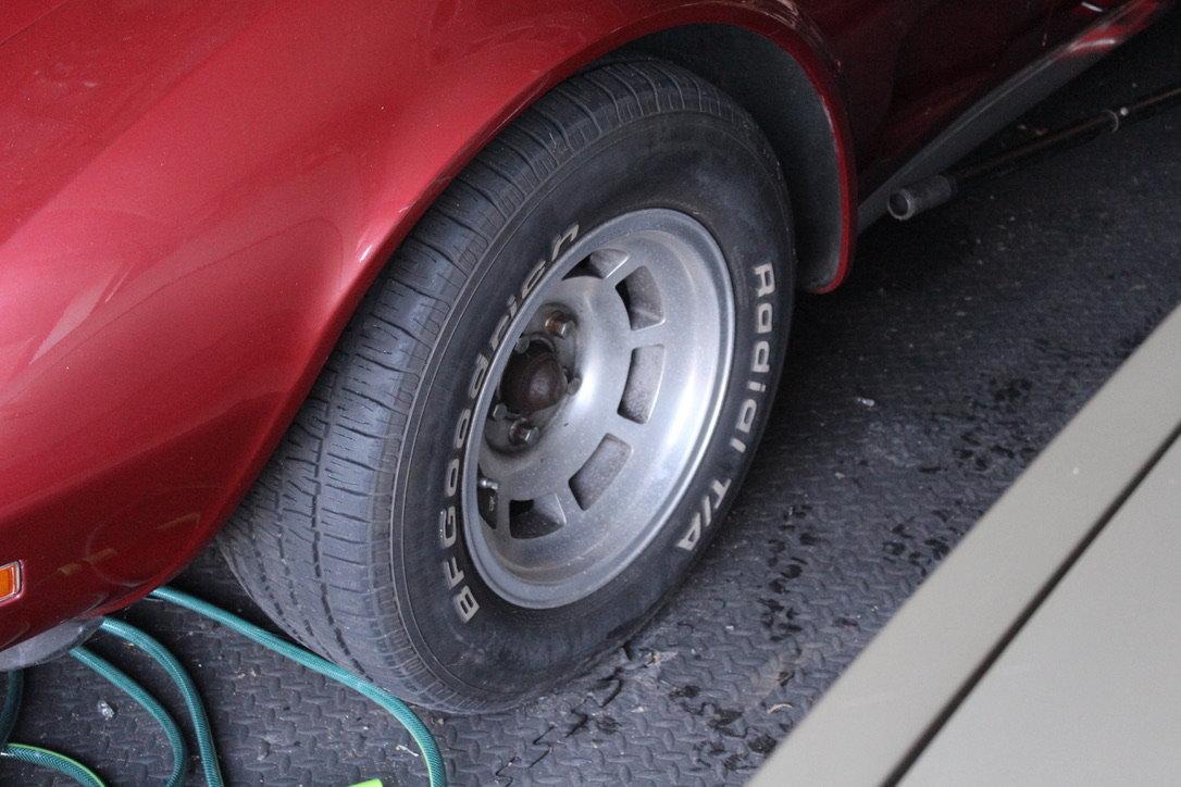 1991 Corvette 1978 Anniversary Edition For Sale (picture 8 of 8)