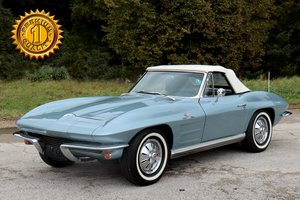 Picture of 1964 Corvette Fuel Injection Convertible For Sale
