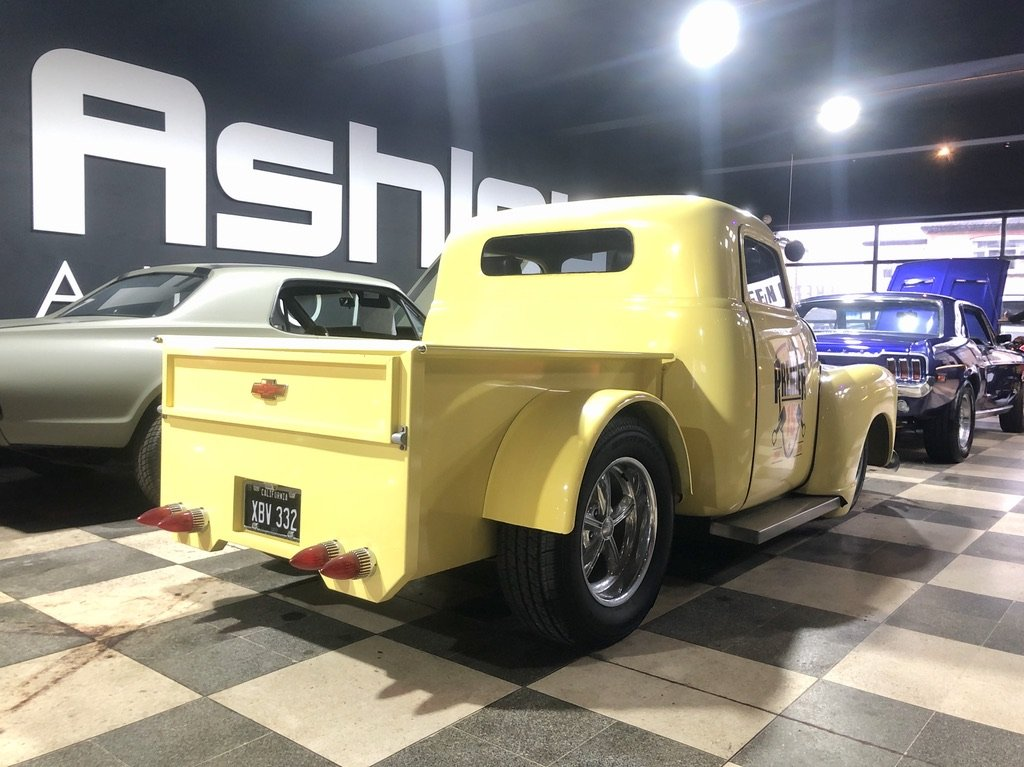 1948 CHEVROLET 3100 // Custom American Hot Rod // PICK UP For Sale (picture 3 of 10)