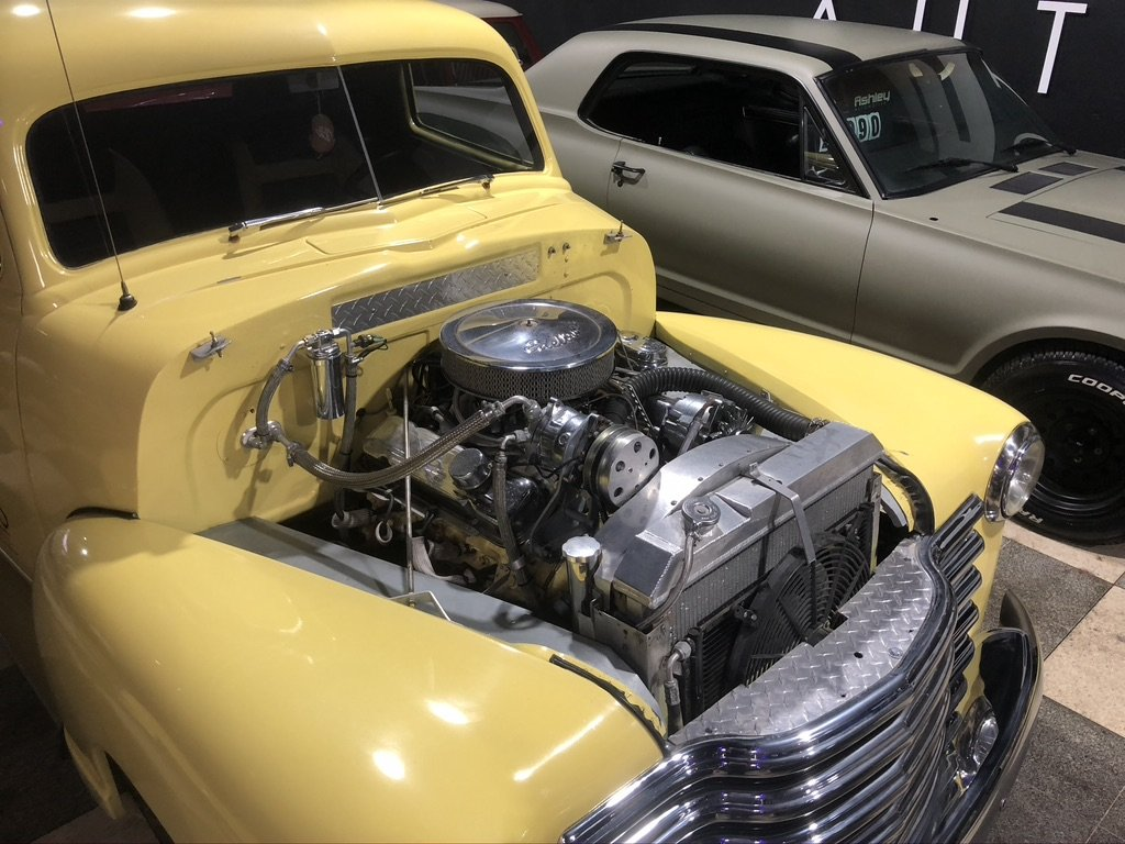 1948 CHEVROLET 3100 // Custom American Hot Rod // PICK UP For Sale (picture 4 of 10)
